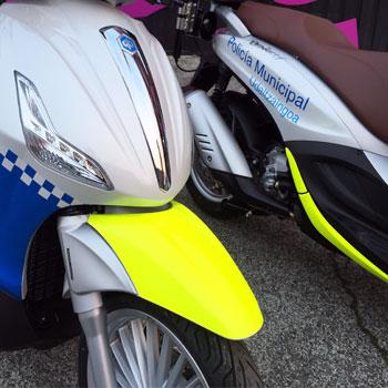 Policia Municipal Pamplona